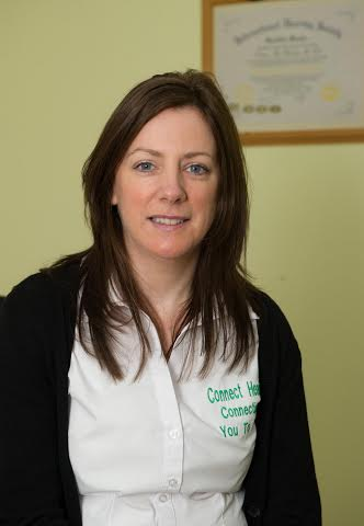 Bernie, administrator at Connect Hearing Head Office Ardee