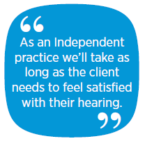 Independent Hearing care