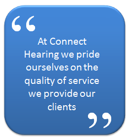 Quality hearing care service