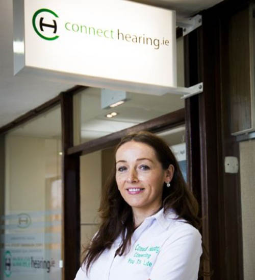 Angela Doherty, Audiologist at Connect Hearing
