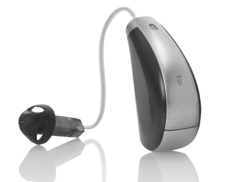 Starkey halo hearing aid at Connect Hearing