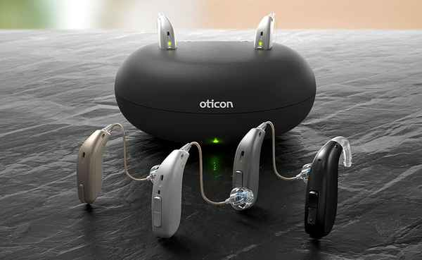 Oticon Opn S Rechargeable hearing aid