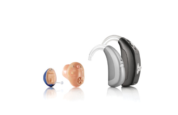 Unitron Quantum2 hearing aid range at Connect Hearing Ireland