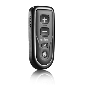 Unitron remote control for Unitron hearing aids