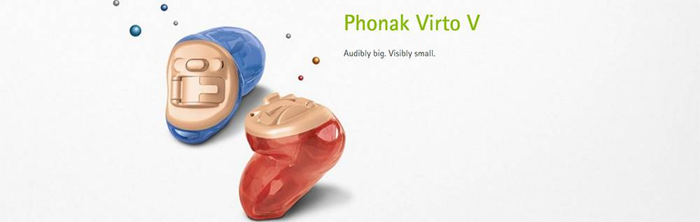 Phonak Virto V hearing aids in Dublin