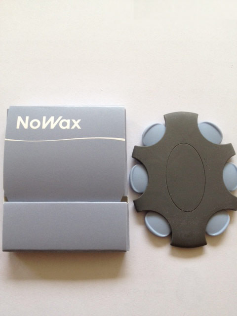 Oticon NoWax and batteries