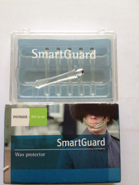 Phonak Wax Protectors And Batteries