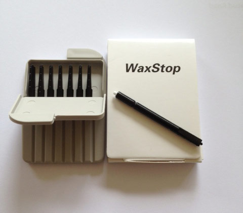 WaxStop and batteries